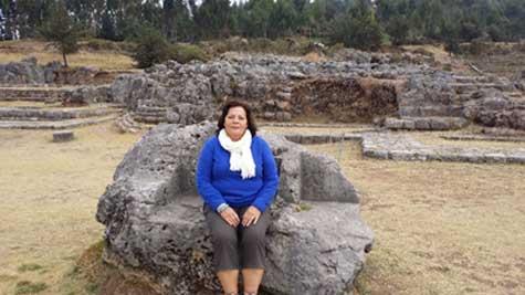 inca ruines