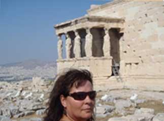 Visiting Acropolis